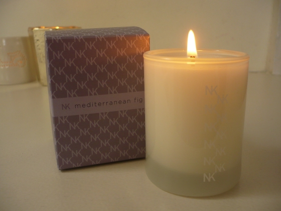 Space NK Fig Candle Anna Talks Beauty