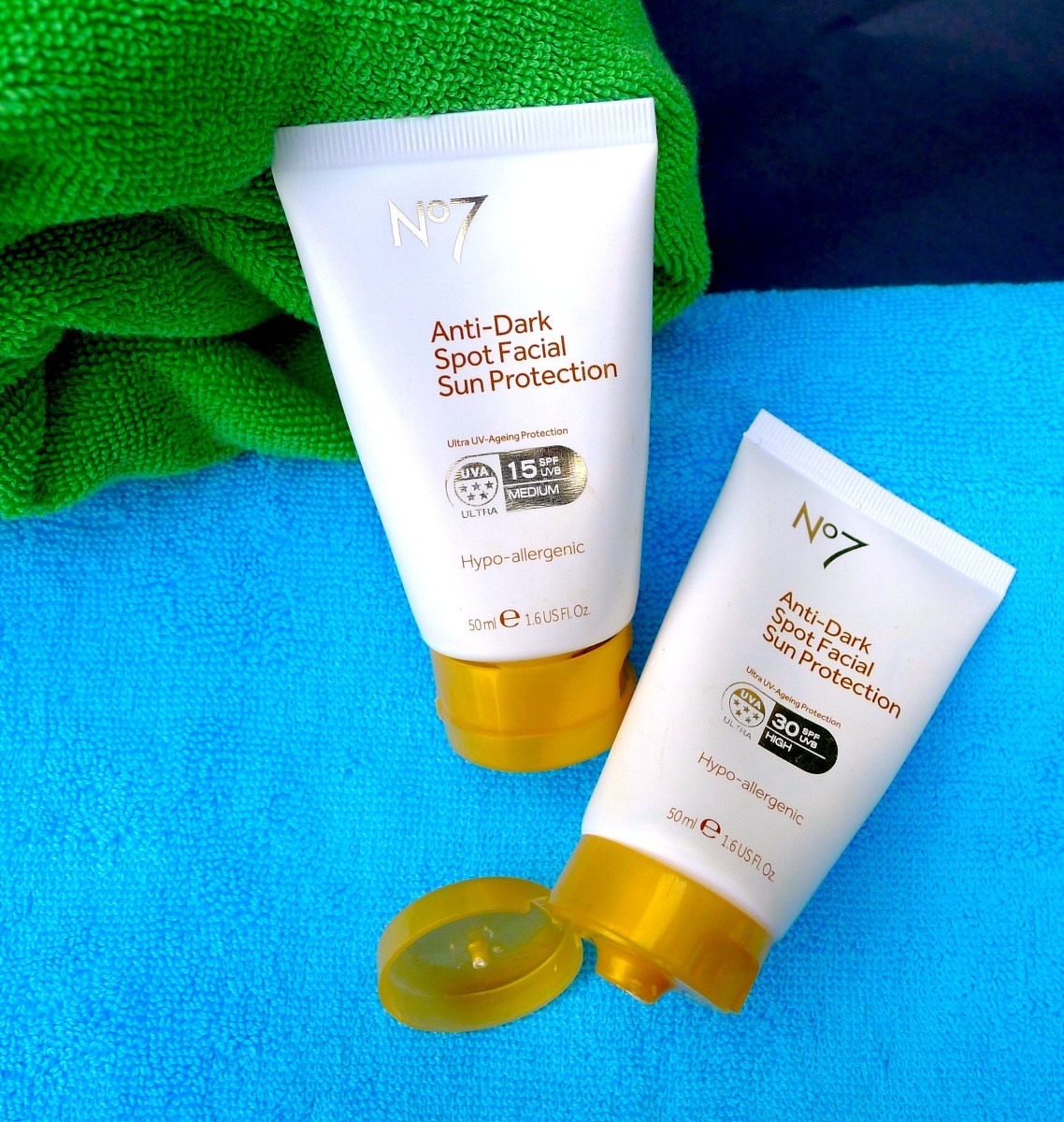 September Sun - Boots No7 Anti-Dark Spot Facial Sun Protection
