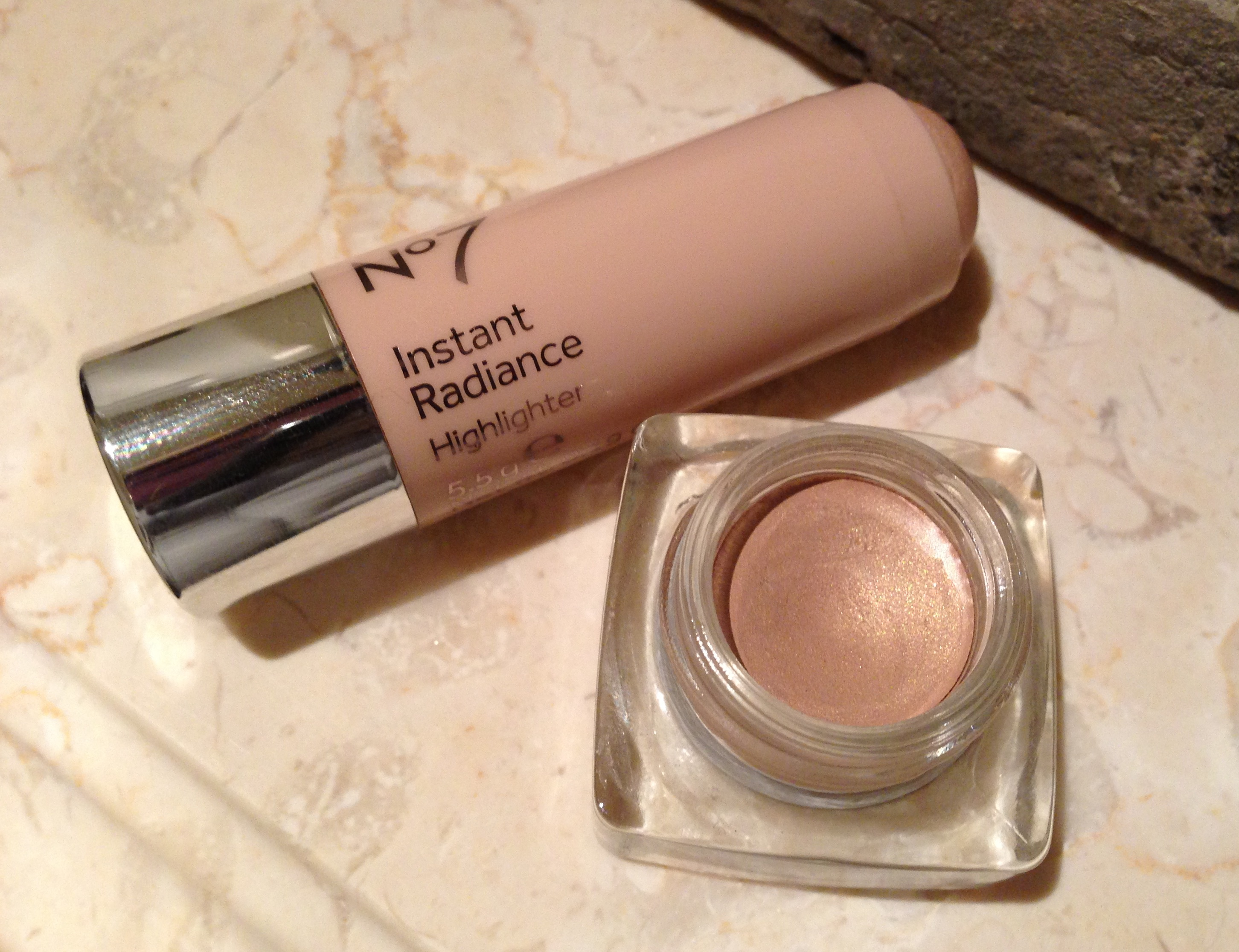 The Highlight Of My Day – Boots No7 Instant Radiance & Bobbi Brown Cream Eyeshadow