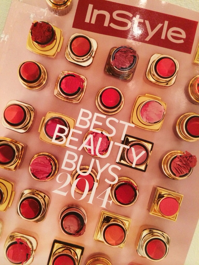 InStyle Beauty Buys 2014