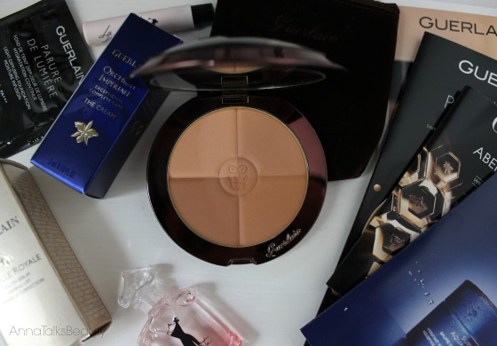 Anna talks beauty guerlain bronzer 4 seasons review