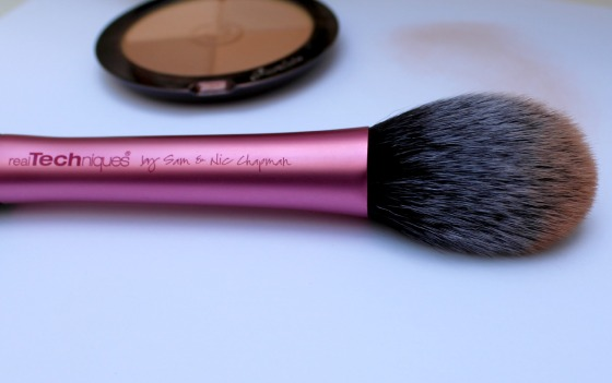 ral techniques blush brush